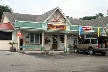 Flipperz Family Bar Grill Across From Cvs In K V Plaza Emerald Isle Nc Restaurant Listings Include