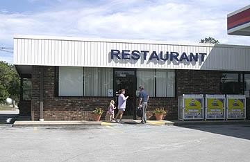Seaside Restaurant Harkers Island Nc